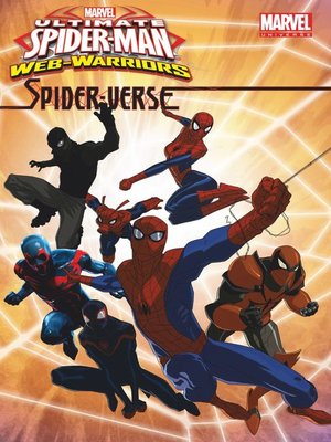 cover image of Marvel Universe: Ultimate Spider-Man: Spider-Verse