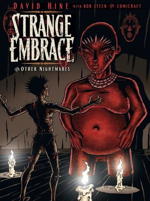 cover image of Strange Embrace and Other Nightmares