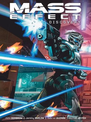 cover image of Mass Effect: Discovery