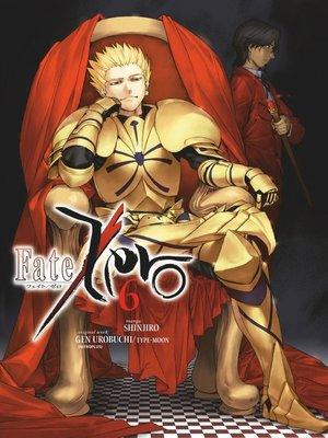 cover image of Fate/Zero, Volume 6