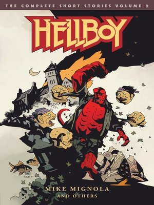 cover image of Hellboy (1994): The Complete Short Stories, Volume 2