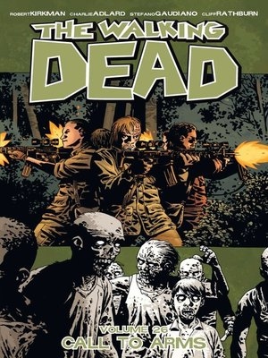 cover image of The Walking Dead (2003), Volume 26