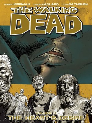 cover image of The Walking Dead (2003), Volume 4