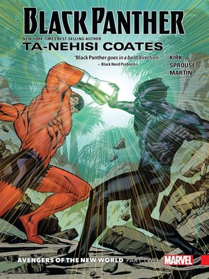 cover image of Black Panther (2016), Volume 5