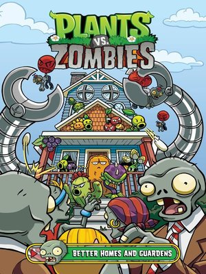 cover image of Plants Vs. Zombies Volume 15