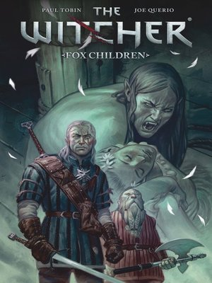 cover image of The Witcher (2014), Volume 2