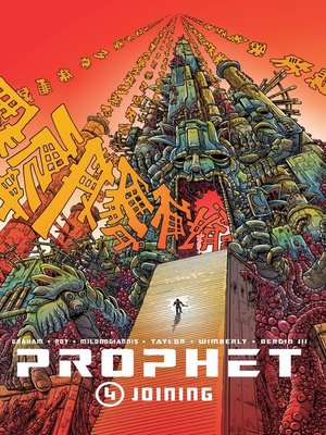 cover image of Prophet (2012), Volume 4