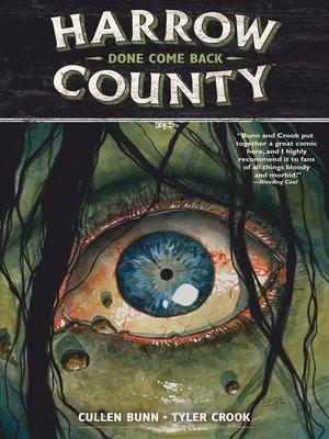 cover image of Harrow County (2015), Volume 8