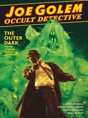 cover image of Joe Golem: Occult Detective (2015), Volume 2
