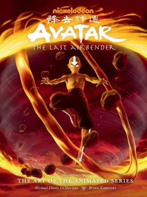 cover image of Avatar: The Last Airbender: The Art of the Animated Series
