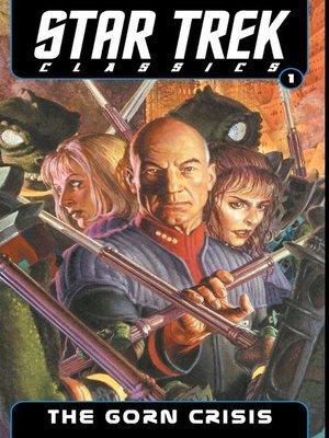 cover image of Star Trek Classics (2011), Volume 1