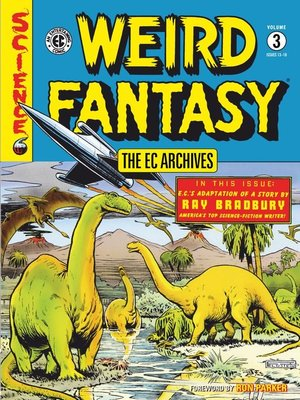 cover image of Weird Fantasy (1950), Volume 3