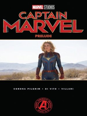 cover image of Marvel's Captain Marvel Prelude
