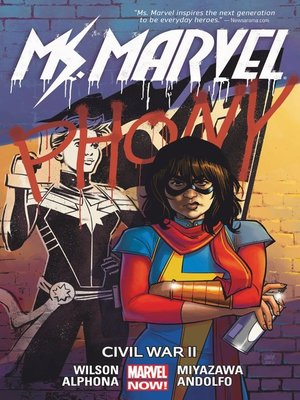 cover image of Ms. Marvel (2014), Volume 6