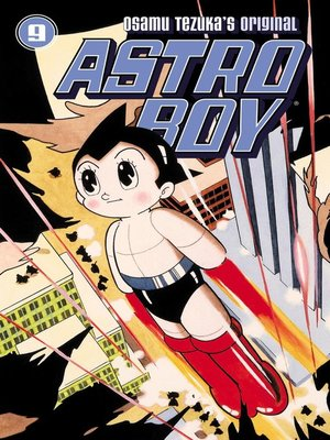 cover image of Astro Boy (2002), Volume 9