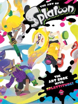 cover image of The Art of Splatoon