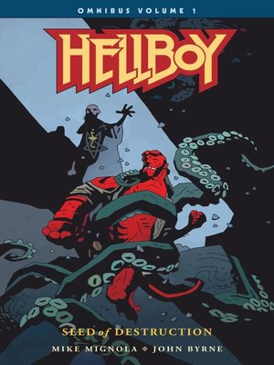 cover image of Hellboy (1994), Omnibus Volume 1