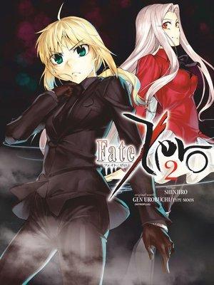 cover image of Fate/Zero, Volume 2