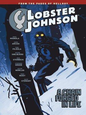 cover image of Lobster Johnson (2007), Volume 6