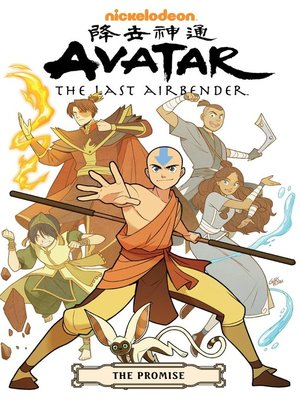 cover image of Avatar The Last Airbender - The Promise Omnibus