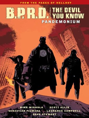 cover image of B.P.R.D. (2002), Volume 31