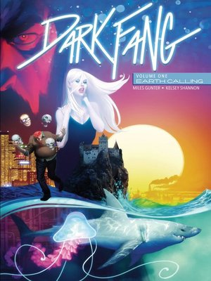 cover image of Dark Fang (2017), Volume 1