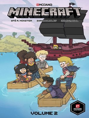 cover image of Minecraft, Volume 2