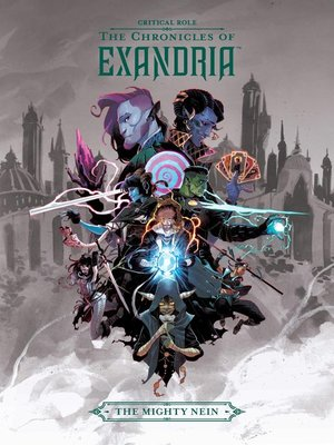 cover image of Critical Role: The Chronicles of Exandria
