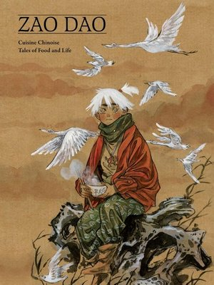 cover image of Cuisine Chinoise Five Tales Of Food And Life