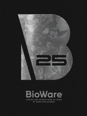 cover image of Bioware Stories and Secrets from 25 Years of Game Development