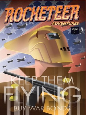 cover image of Rocketeer Adventures, Volume 2