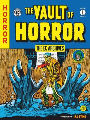 cover image of The Vault of Horror (1950), Volume 1
