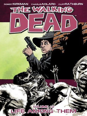 cover image of The Walking Dead (2003), Volume 12