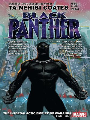 cover image of Black Panther (2018), Volume 1