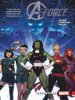 cover image of A-Force (2016), Volume 1