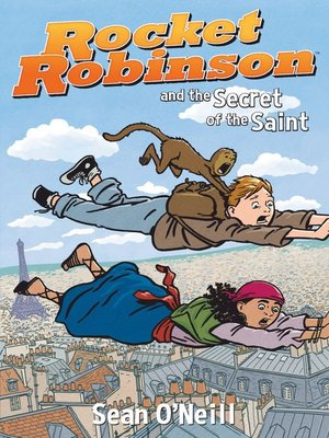 cover image of Rocket Robinson and the Secret of the Saint