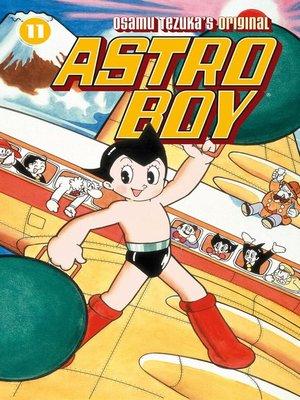 cover image of Astro Boy (2002), Volume 11