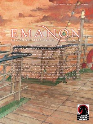 cover image of Emanon Volume 2