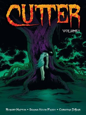 cover image of Cutter (2014), Volume 1