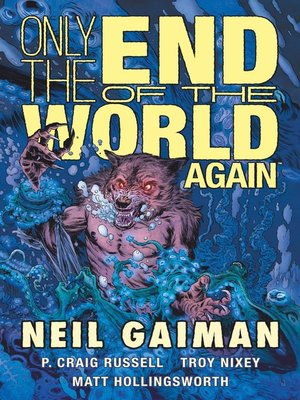 cover image of Only the End of the World Again