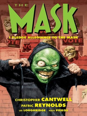 cover image of The Mask I Pledge Allegiance To The Mask