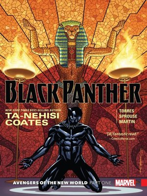 cover image of Black Panther (2016), Volume 4