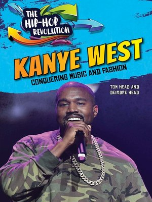 cover image of Kanye West