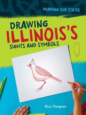 cover image of Drawing Illinois's Sights and Symbols