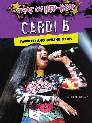 cover image of Cardi B