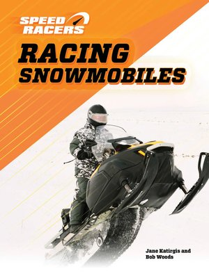cover image of Racing Snowmobiles