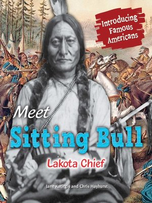 cover image of Meet Sitting Bull