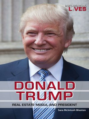 cover image of Donald Trump