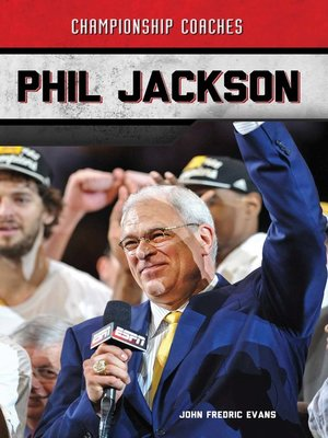 cover image of Phil Jackson