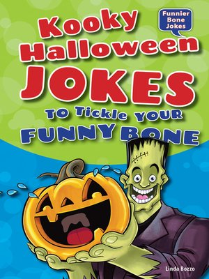 cover image of Kooky Halloween Jokes to Tickle Your Funny Bone